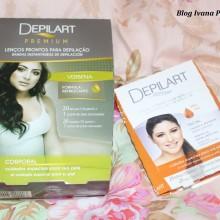 Lenços para depilação Depilart