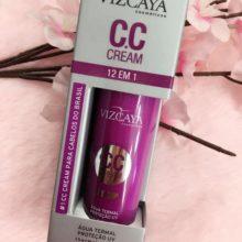 Conheça o CC cream da Vizcaya