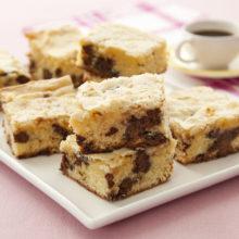 Receita Brownie de Chocolate Branco e Chips de Tortinha